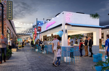 Featured Image For: Inside Everton Park's Epic New Foodie Laneway