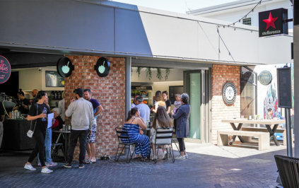 Featured Image For: Everton Park's Epic New Foodie Laneway Has Gotten Even Better