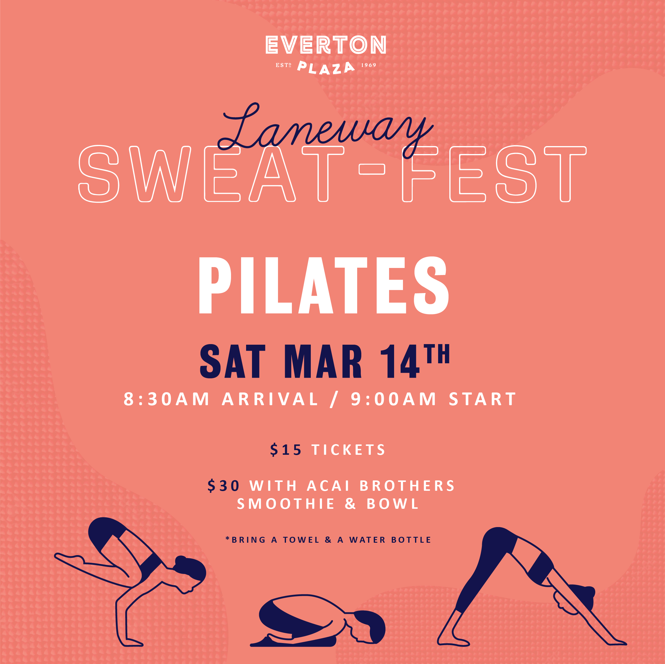 Featured Image For: Laneway Sweat Fest:…