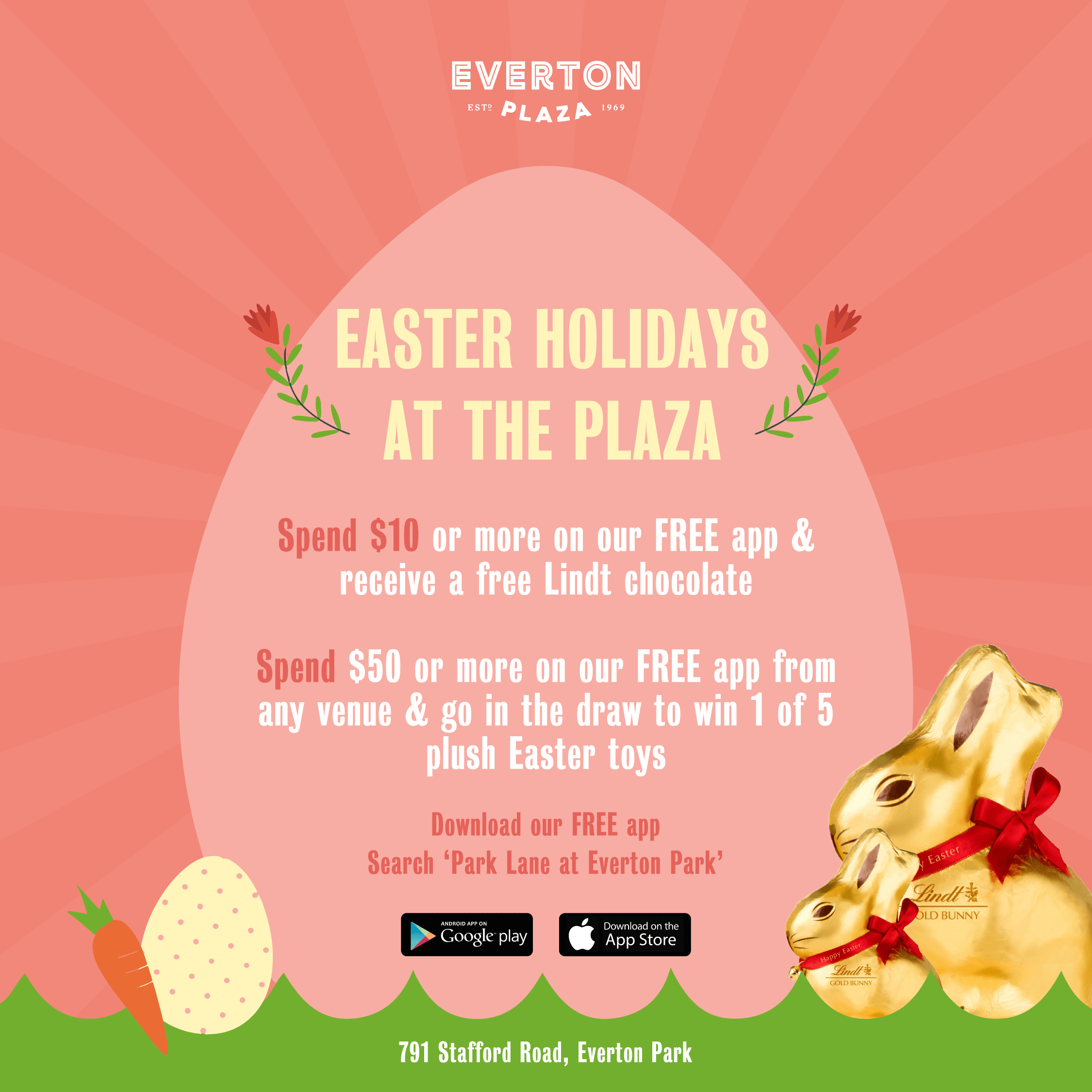 Featured Image For: Easter Holidays Gift With Purchase & Competition