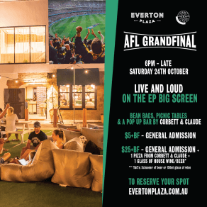 EP Big Screen: AFL Grand Final Featured Image