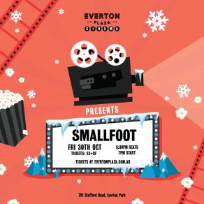 EP Outdoor Cinema: Smallfoot Featured Image