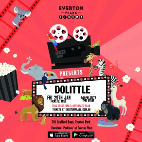 EP Outdoor Cinema: Dolittle Featured Image
