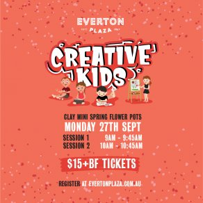 Creative Kids   Monday 27th September Featured Image
