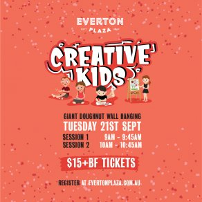 Creative Kids   Tuesday 21st of September Featured Image
