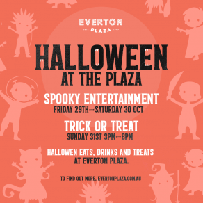 Halloween at the Plaza Featured Image